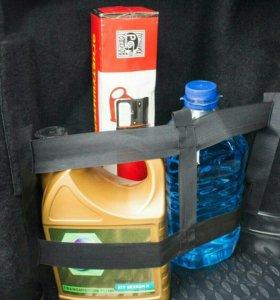 универсальный держатель в багажник на липучке