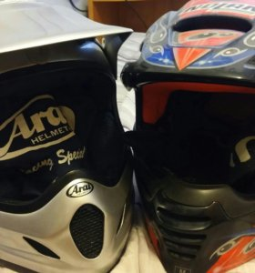 Шлемы,новые