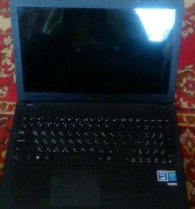 Ноутбук ASUS 4_х ядерный