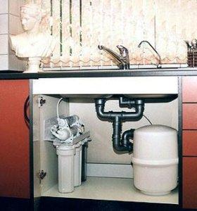5 ступеней очистки воды в Ваш дом или квартиру