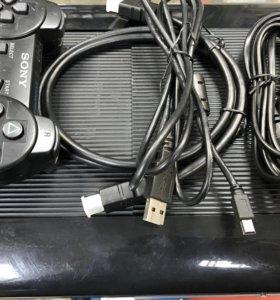 Игровая приставка Sony PlayStation 3 - 12 Гбайт.