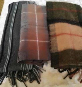 3 мужских шарфа
