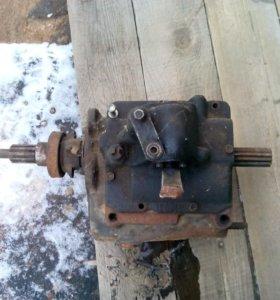 Коробка перемены передач на УАЗ-452