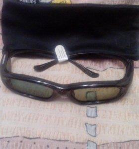 Philips, 3d очки