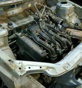 Двигатель 126 1.6л на Приору ВАЗ Запчасти