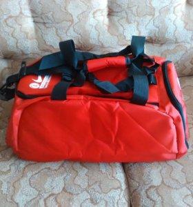 Продам сумку - рюкзак.новая