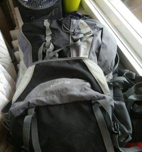 Рюкзак Снаряжение Equip 55 л