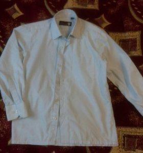 Рубашка Goleaf р.128 и галстук