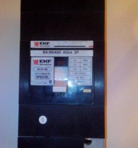 Автоматический выключатель BA99/400