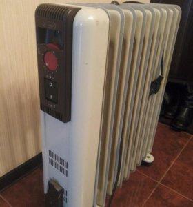 Масляный радиатор Delonghi 8 секций