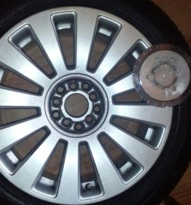 Комплект колёс летних