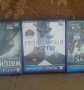 Обменяю игры на другие игры PS4