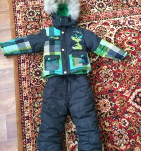 Куртка и комбинезон зима
