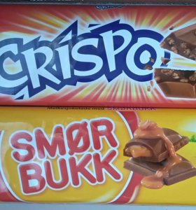 Шоколад норвежский, 150-200г