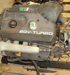 Двигатель 1.8 T Audi S3 TT BAM 225km 03R