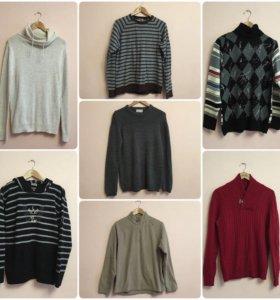 Мужские кофты-свитера на 48-50
