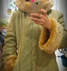 Куртка зимняя на очень холодную зиму.