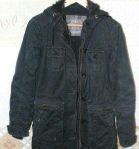 Пальто зима/демисезон 42р