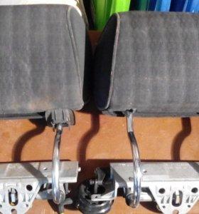 Подголовники МВ124 задние