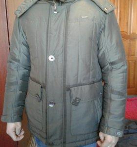 Зимняя куртка (мужская)