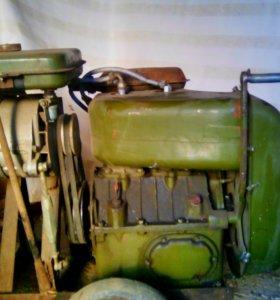 Двигатель стационарный уд -2