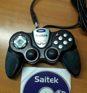 Джойстик игровой Saitek P2500 Rumble Force Pad