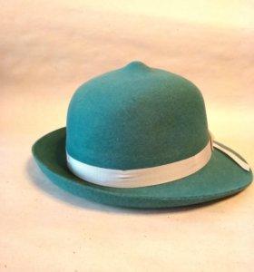 Шляпа фетровая👒новая