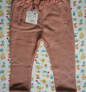 Новые штанишки для девочки Zara
