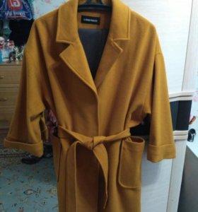 Пальто. Модель oversize