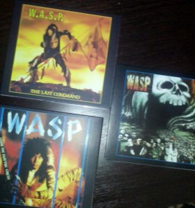Wasp три диска