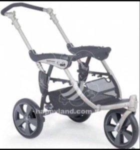 Запчасти: шасси от коляски Cam и столик jetem