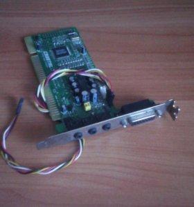 Внутренняя звуковая карта cy4235 sound
