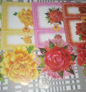 Вкусный подарок! +открытка с конвертом!))