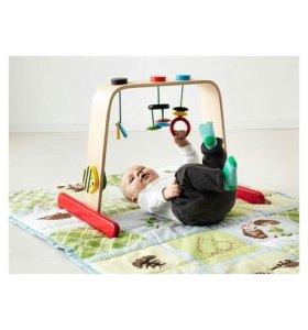 Развивающий тренажер +игрушка-ночник в подарок