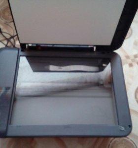 Принтер 3 в 1 , недорого,нужны картриджы