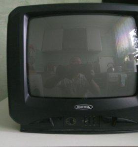 Телевизор витязь диагональ 37