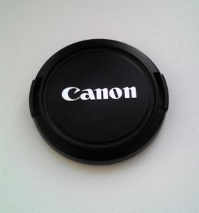 Крышка на объектив Canon 58 mm