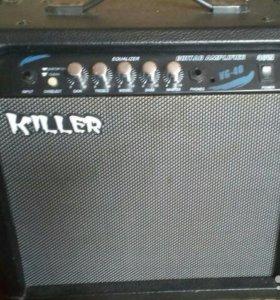 Комбоусилитель Killer vg40