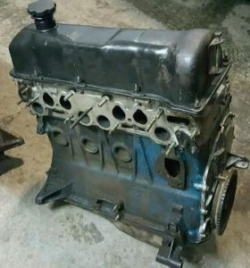 ВАЗ 1.5л инжектор мотор после капремонта