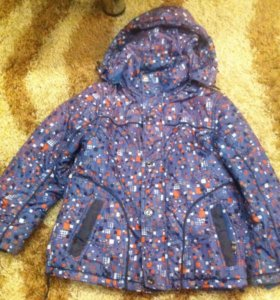Куртка детская осень весна