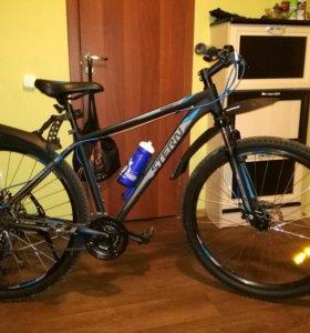 Велосипед срочно! Новый!