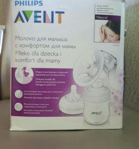 Молокоотсос Avent ручной