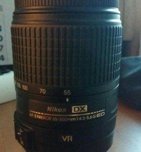 Объектив для фотоаппарата Nikon