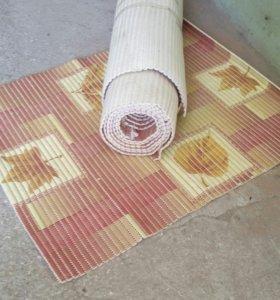 Резиновые коврики .