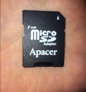 Micro sd.