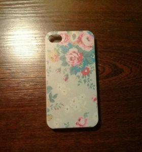 Чехол на телефон: iPhone 4