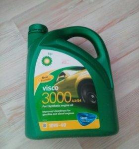 Моторное масло visco 3000