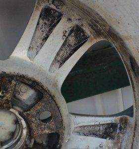 Литые диски для Mazda 3