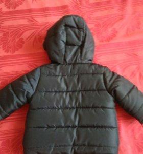 Куртка детский, новый.
