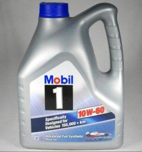 Масло моторное MOBIL 1 10W60. 4L